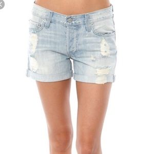 NWT Rails Logan Light Vintage Wash Shorts
